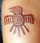 Native American Henna color